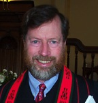 The Rev. David W. Good, Minister Emeritus for The First Congregational Church of Old Lyme, President: Tree of Life Educational Fund
