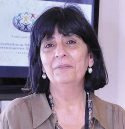 Rita Giacaman, Professor, Research & Program Coordinator and founder, Institute of Community and Public Health, Birzeit University; active in 1980s Palestinian social action movement.